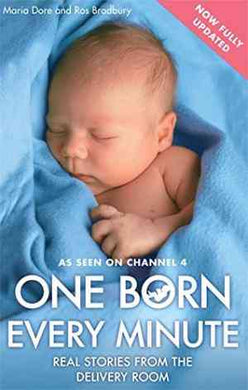 One Born Every Minute: Real Stories from the Delivery Room- 99bookscart-secondhand-bookstore-near-me