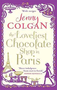 The Loveliest Chocolate Shop in Paris- 99bookscart