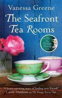 The Seafront Tea Rooms- 99bookscart