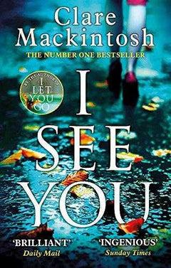 I See You- 99bookscart