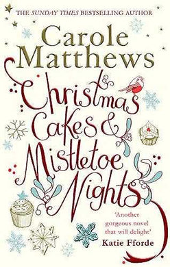 Christmas Cakes and Mistletoe Nights- 99bookscart
