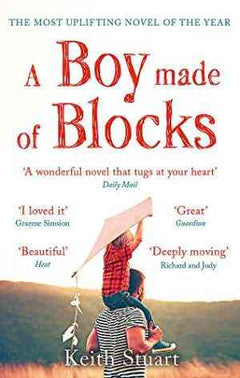 A Boy Made of Blocks- 99bookscart-secondhand-bookstore-near-me