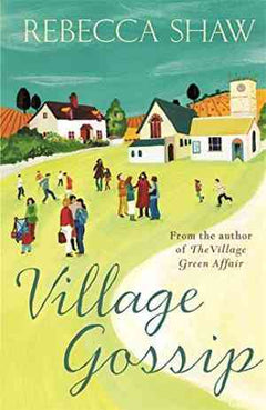 Village Gossip (Tales from Turnham Malpas #7)- 99bookscart-secondhand-bookstore-near-me
