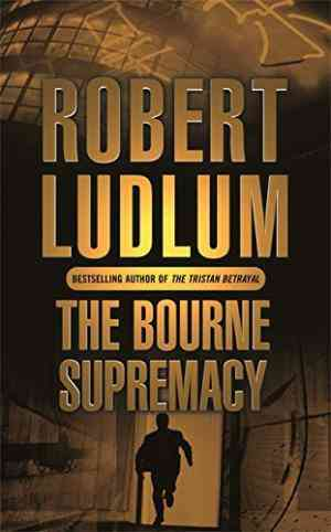 The Bourne Supremacy (Jason Bourne, #2)- 99bookscart-secondhand-bookstore-near-me