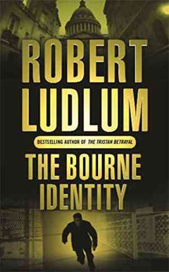 The Bourne Identity (Jason Bourne, #1)- 99bookscart-secondhand-bookstore-near-me