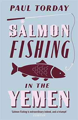 Salmon Fishing in the Yemen- 99bookscart-secondhand-bookstore-near-me