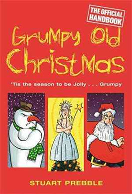 Grumpy Old Christmas- 99bookscart-secondhand-bookstore-near-me