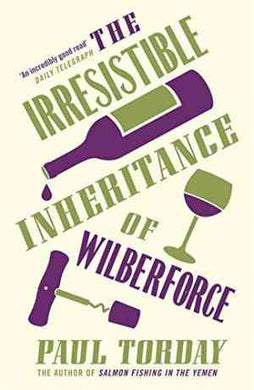 The Irresistible Inheritance of Wilberforce- 99bookscart-secondhand-bookstore-near-me