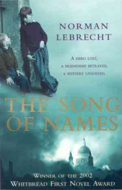 The Song Of Names- 99bookscart-secondhand-bookstore-near-me