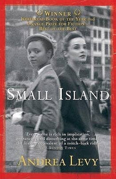 Small Island- 99bookscart-secondhand-bookstore-near-me
