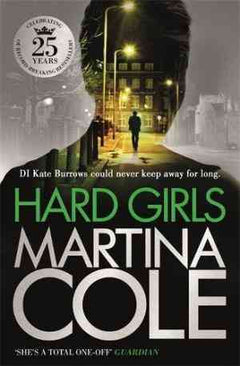 Hard Girls (DI Kate Burrows, #3)- 99bookscart-secondhand-bookstore-near-me