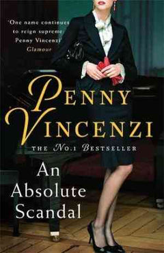 An Absolute Scandal- 99bookscart-secondhand-bookstore-near-me