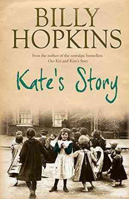 Kate's Story (The Hopkins Family Saga, Book 2): A heartrending tale of northern family life- 99bookscart-secondhand-bookstore-near-me