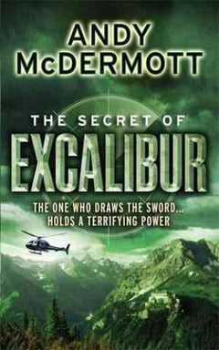 The Secret of Excalibur (Nina Wilde & Eddie Chase, #3)- 99bookscart-secondhand-bookstore-near-me