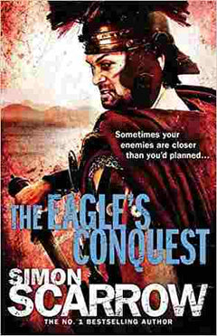 The Eagle's Conquest (Eagle, #2)- 99bookscart-secondhand-bookstore-near-me
