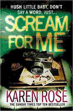 Scream for Me (Romantic Suspense, #8; Daniel Vartanian, #2)