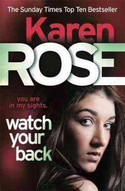 Watch Your Back (Romantic Suspense, #15; Baltimore, #4) - 99bookscart
