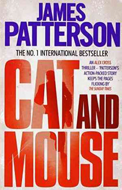 Cat and Mouse (Alex Cross, #4)- 99bookscart-secondhand-bookstore-near-me
