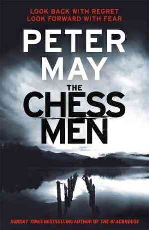 The Chessmen (Lewis Trilogy #3)- 99bookscart-secondhand-bookstore-near-me