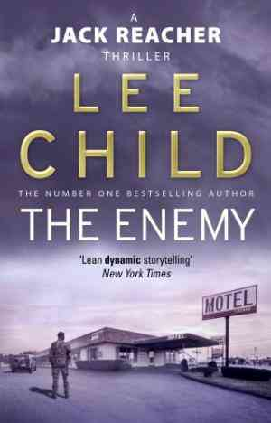 The Enemy (Jack Reacher, #8) by Lee Child- 99bookscart-secondhand-bookstore-near-me