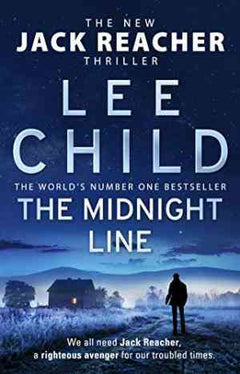 The Midnight Line (Jack Reacher #22)- 99bookscart-secondhand-bookstore-near-me