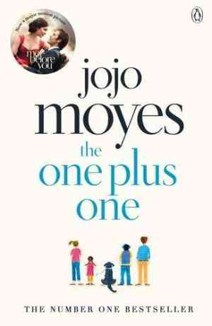 The One Plus One by Jojo Moyes- 99bookscart-secondhand-bookstore-near-me