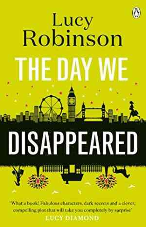 The Day We Disappeared- 99bookscart-secondhand-bookstore-near-me