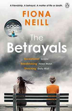The Betrayals- 99bookscart-secondhand-bookstore-near-me