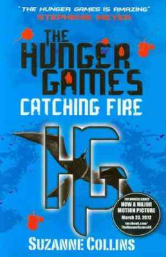 Catching Fire (The Hunger Games, #2)- 99bookscart-secondhand-bookstore-near-me