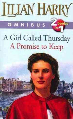 A Girl Called Thursday and A Promise To Keep by Lilian Harry (Paperback)- 99bookscart-secondhand-bookstore-near-me