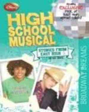Broadway Dreams (High School Musical, Stories from East High, #5)- 99bookscart-secondhand-bookstore-near-me