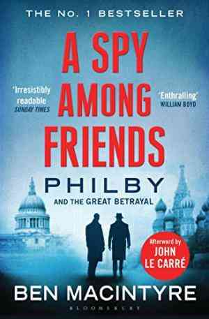 A Spy Among Friends: Kim Philby and the Great Betrayal- 99bookscart-secondhand-bookstore-near-me