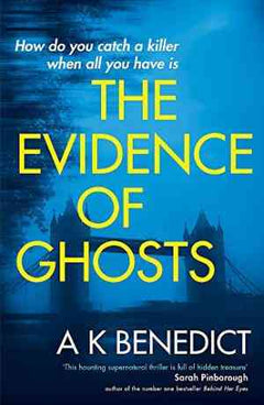 The Evidence Of Ghosts- 99bookscart-secondhand-bookstore-near-me