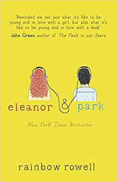 Eleanor & Park- 99bookscart-secondhand-bookstore-near-me