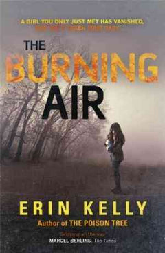 The Burning Air- 99bookscart-secondhand-bookstore-near-me