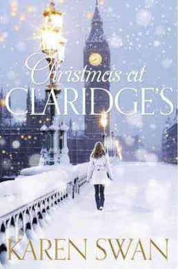 Christmas at Claridge's- 99bookscart-secondhand-bookstore-near-me