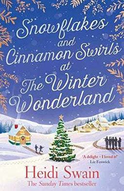 Snowflakes and Cinnamon Swirls at the Winter Wonderland: The perfect Christmas read to curl up with this winter- 99bookscart-secondhand-bookstore-near-me