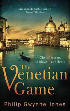The Venetian Game- 99bookscart-secondhand-bookstore-near-me