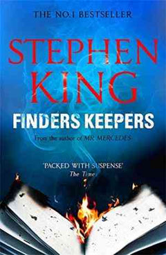 Finders Keepers (Bill Hodges Trilogy, #2)- 99bookscart-secondhand-bookstore-near-me