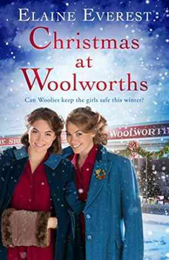 Christmas at Woolworths- 99bookscart-secondhand-bookstore-near-me