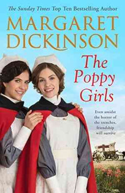 The Poppy Girls (The Maitland Trilogy, #1)- 99bookscart-secondhand-bookstore-near-me