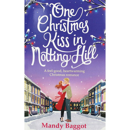 One Christmas Kiss in Notting Hill: A feel-good, heartwarming Christmas romance- 99bookscart-secondhand-bookstore-near-me