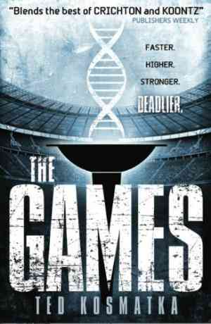 The Games- 99bookscart-secondhand-bookstore-near-me
