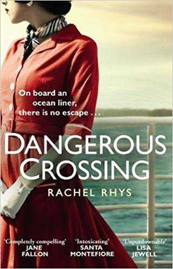 Dangerous Crossing- 99bookscart-secondhand-bookstore-near-me