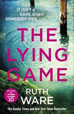 The Lying Game- 99bookscart-secondhand-bookstore-near-me