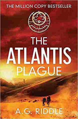 The Atlantis Plague (The Origin Mystery, #2) - 99bookscart
