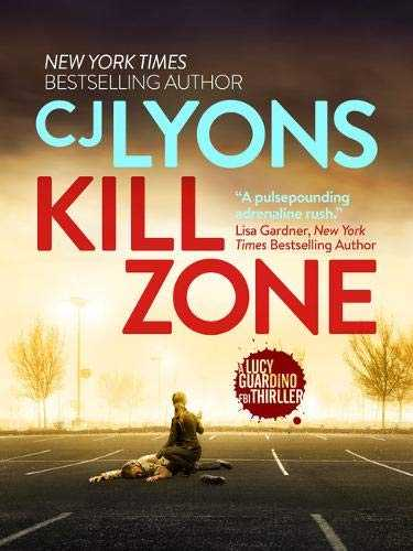 Kill Zone (Lucy Guardino FBI Thrillers)- 99bookscart-secondhand-bookstore-near-me