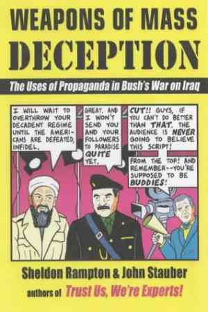 Weapons Of Mass Deception- 99bookscart-secondhand-bookstore-near-me