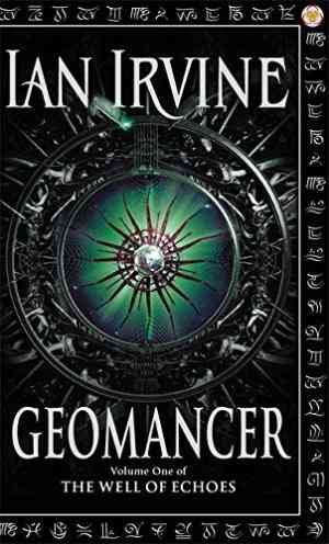 Geomancer (The Well of Echoes, #1)- 99bookscart-secondhand-bookstore-near-me