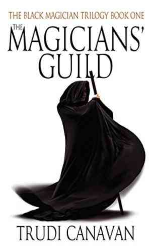 The Magicians' Guild (Black Magician Trilogy, #1)- 99bookscart-secondhand-bookstore-near-me